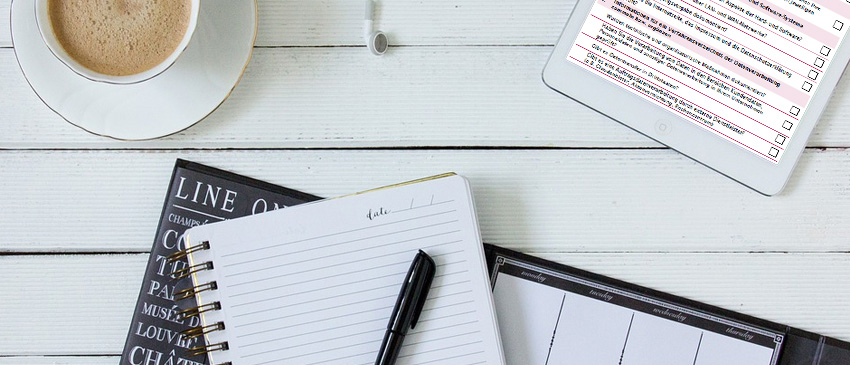 Checkliste Datenschutzbeauftragter