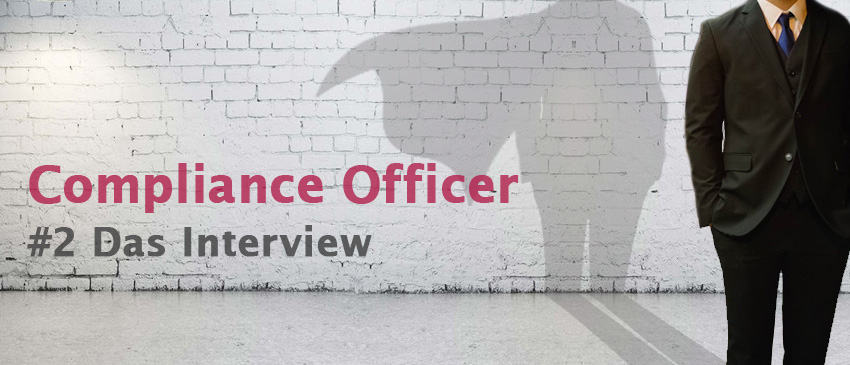 Interview mit einem Compliance Officer