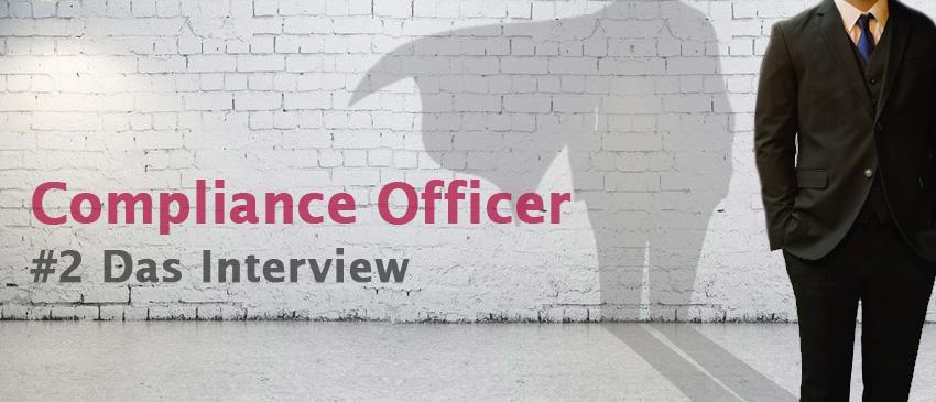 Interview mit einem Compliance Officer