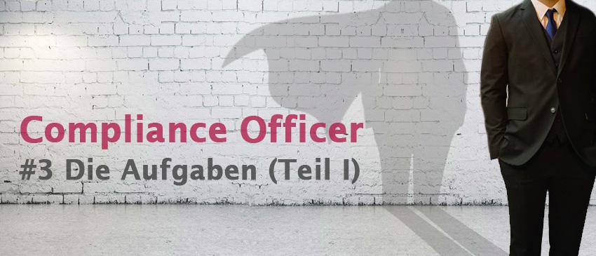 Vermeidung von Korruption ist eine Aufgabe als Compliance Officer
