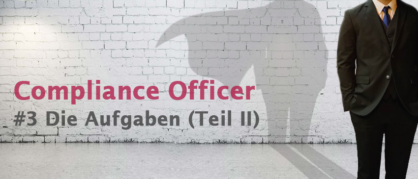 Maßnahmen gegen sexuelle Belästigung gehören zum Aufgabengebiet des Compliance Officers